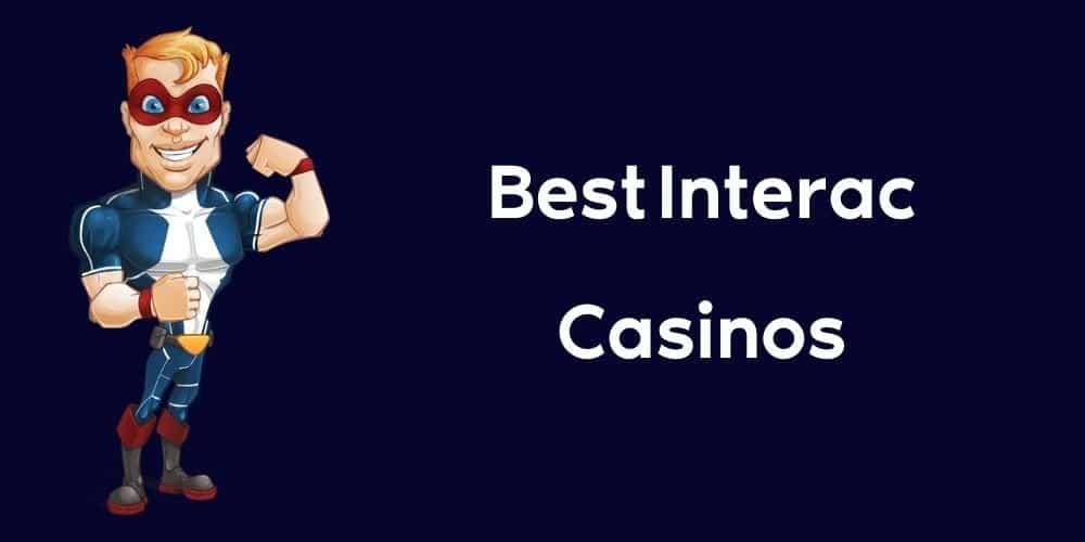 Online casino interac payment