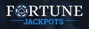 fortune jackpots ilmaiskierroksia logo